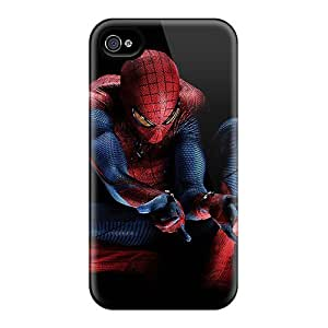 New Arrival Iphone 4/4s Case Spiderman Crouching Case Cover