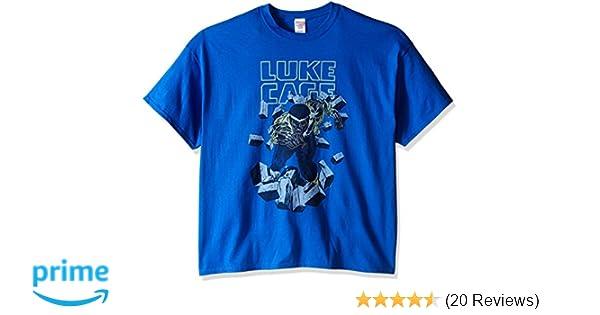 36cd28609 Amazon.com: Marvel Men's Luke Cage Men's T-Shirt: Clothing