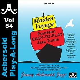Aebersold maiden voyage