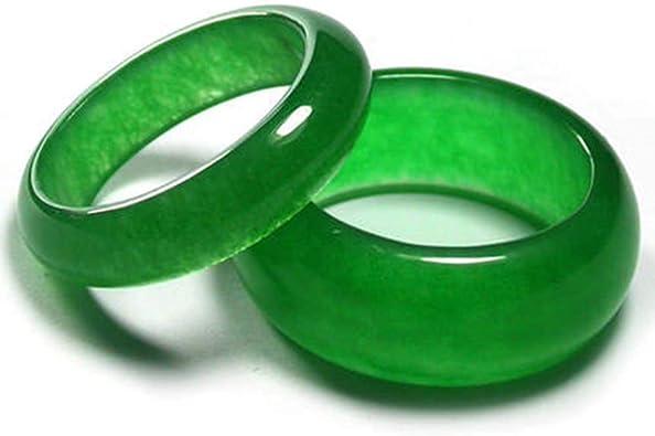 bague homme en jade