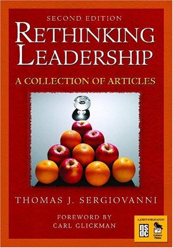Rethinking Leadership: A Collection of Articles (2nd Edition) (2006-07-06) [Hardcover] pdf epub