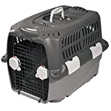 Dogit Cargo Dog Carrier with Gray Base and Top, 27-1/2-Inch
