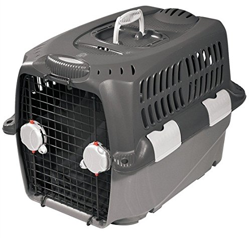 Dogit Cargo Dog Carrier with Gray Base and Top, 48-1/2-Inch by Dogit
