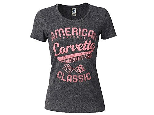 Ladies Corvette American Classic T-Shirt Large