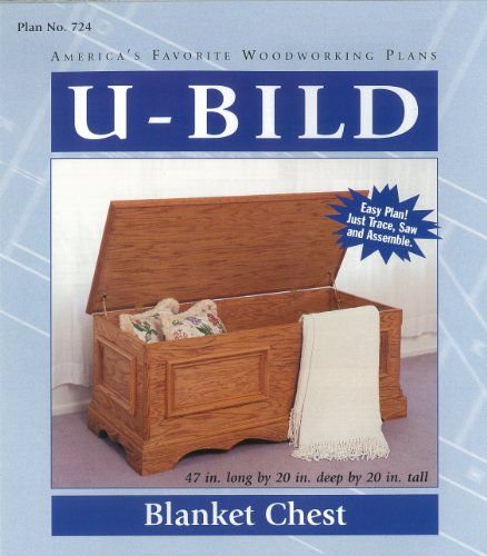 - U-Bild 724 Blanket Chest Project Plan