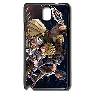 Kingdom Hearts Perfect-Fit Case Cover For Samsung Note 3 - Funny Shell
