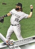 2017 Update Series #US144 Charlie Blackmon Colorado Rockies Baseball All Star Card