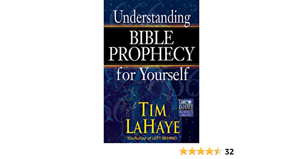 Download Understanding Bible Prophecy For Yourself By Tim Lahaye
