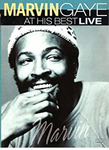 Marvin Gaye: At His Best Live