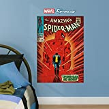 FATHEAD The Amazing Spider-Man #50 Cover Junior Peel and Stick Wall Decals