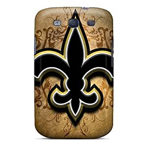 High-end Cases Covers Protector For Galaxy S3(new Orleans Saints)
