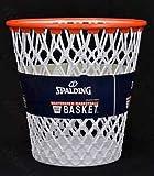 Spaulding Basketball Wastepaper Basket