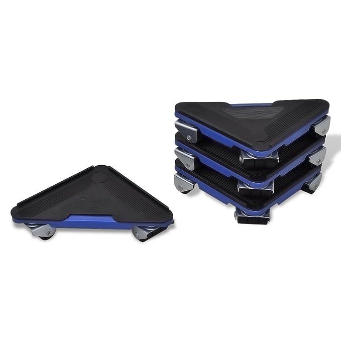 Transporte de muebles levantador y set de ruedas: Amazon.es: Bricolaje y herramientas