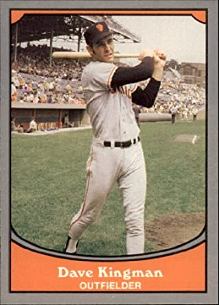 Amazoncom 1990 Pacific Legends Baseball Card 87 Dave Kingman Near