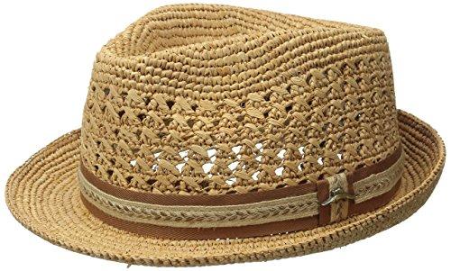 Raffia Crochet Hat - 8