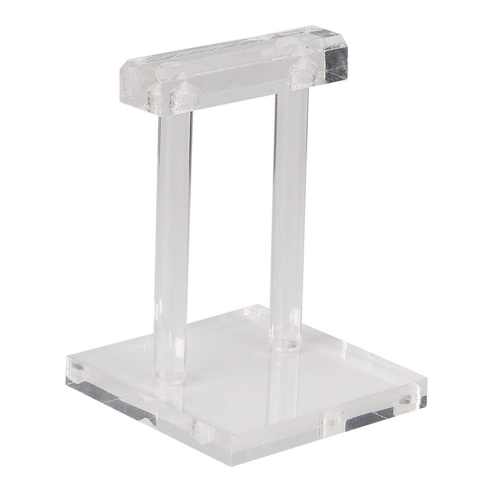 Man Shoes Holder Clear Display Prop Stand Shelf for Home Store Countertop