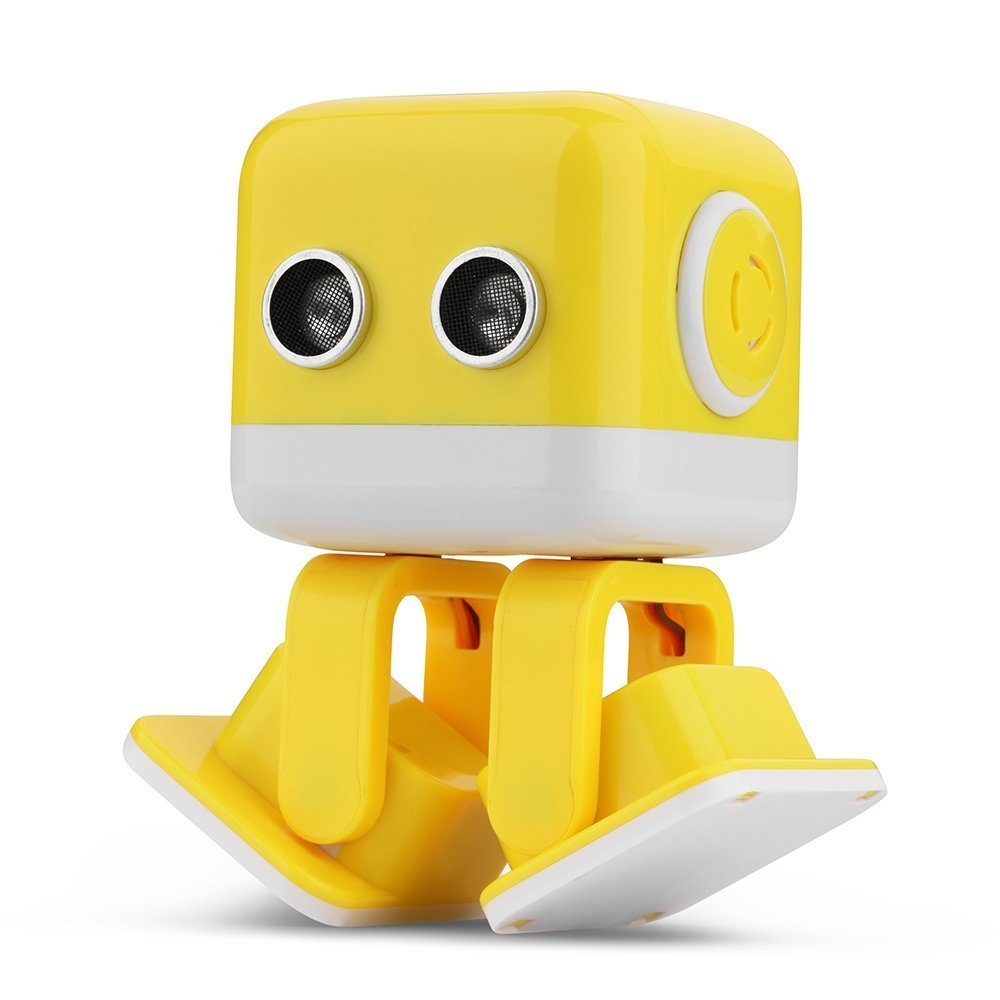 WomToy Remote Control Robots for Kids, Electronic Smart Robot for Learning Entertainment Infrared Induction APP Programming Learning Intelligent Entertainment Robot Toys Telling Stories (95-1) by WomToy (Image #3)