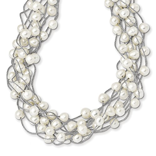 Cultured Pearl Strand - 9
