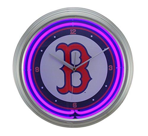 Red Sox Clock Boston Red Sox Clock Red Sox Clocks