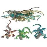 Mini Toy Lizards