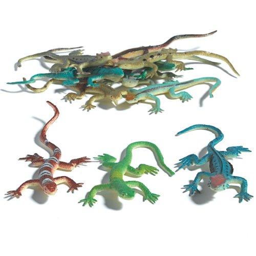 U.S. Toy Toy Figures (Plastic Lizards)