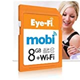 Eye-Fi MOBI-8 Mobi 8gb Sdhc Card