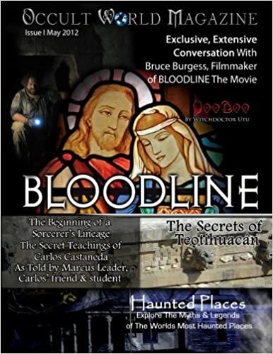 Occult World Magazine: Issue I May 2012: Volume 1