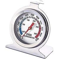 Termômetro para Forno e Churrasqueira Profissional Aço Inox