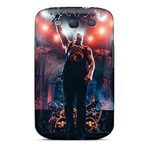 Protector Hard Cell-phone Case For Samsung Galaxy S3 With Provide Private Custom Trendy Avenged Sevenfold Image EricHowe