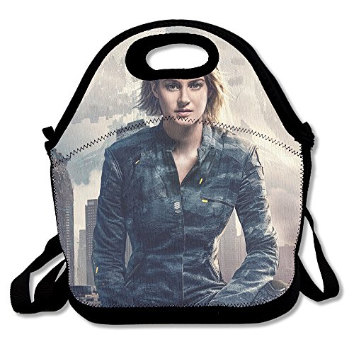 The Divergent Series Allegiant Travel Tote Lunch Bag