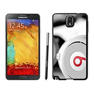 NEW Unique Custom Designed For Case Ipod Touch 5 Cover Phone Case With White Beats Headphones_Black Phone Case