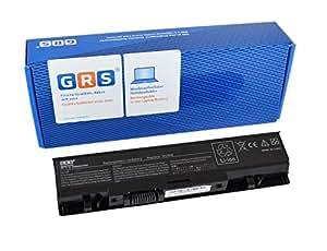 GRS–Batería para portátil DELL Studio 1535, 1536, 1537, 1555, 1557, 1558, PP33L, PP39L, sustituye a: WU946, WU960, WU965, MT276, MT264, KM905, PW773, KM904, WU969, KM887Laptop Batería 4400mAh, 11.1V