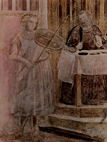 Lais Jigsaw Giotto di Bondone - Fresco Cycle in The Peruzzi Chapel, Santa Croce in Florence, Scene: The Feast of Herod, Detail 100 Pieces