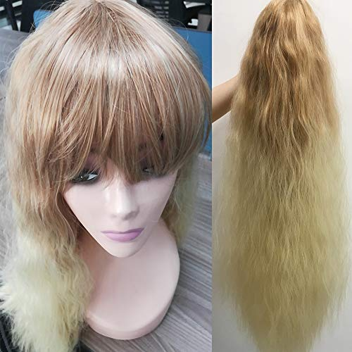 Lnasi Blonde Cosplay Friendly Synthetic product image