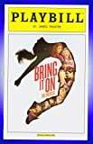 #10: Bring It On The Musical, Broadway playbill + Neil Haskell, Taylor Louderman, Jason Gotay