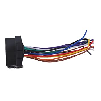 global mantra car stereo wiring harness audio wire accessories for touran  passat sagitar easy installation: amazon.in: car & motorbike  amazon.in