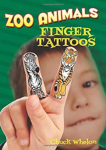 (Zoo Animals Finger Tattoos)