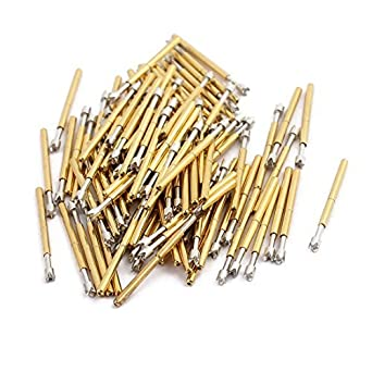 eDealMax 100pcs P75-Q2 1, 0 mm Diámetro 16, 5 mm Longitud de la ...