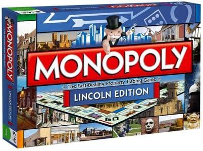 Monopoly - Vagón para modelismo ferroviario, de 2 a 6 Jugadores (Winning Moves 21227) (versión en inglés): Amazon.es: Juguetes y juegos