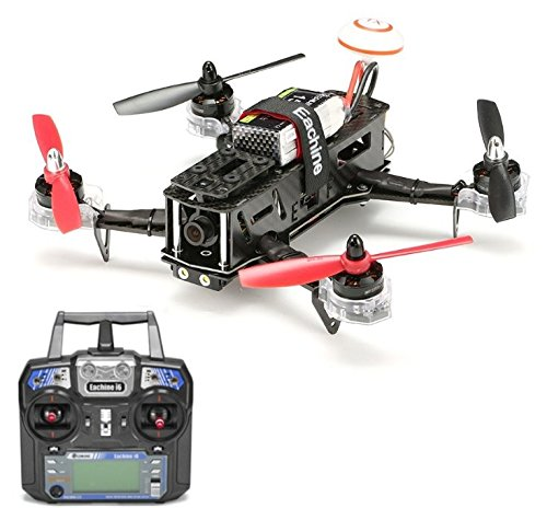 Eachine Falcon 250 Pro FPV Racer RTF With OSD 700TVL HD Camera 5.8G 40CH VTX