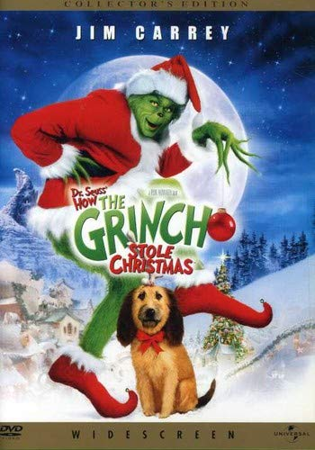 Dr. Seuss' How the Grinch Stole Christmas (Widescreen Edition) -