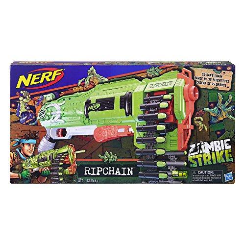 Nerf Zombie Ripchain Combat Blaster JungleDealsBlog.com