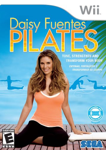 - Daisy Fuentes Pilates - Nintendo Wii