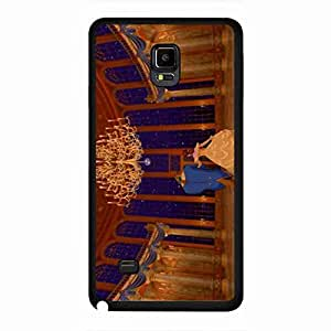 Samsung Galaxy Note 4 Beauty And The Beast SmartFunda, Samsung Galaxy Note 4 Snap On Funda