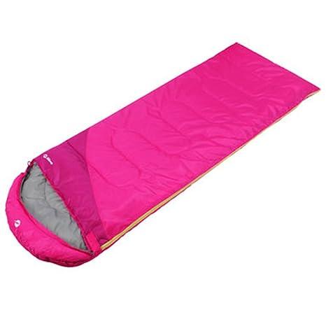 Saco de dormir adulto interior grueso grueso exterior acampar invierno vísceras algodón de plumas saco de