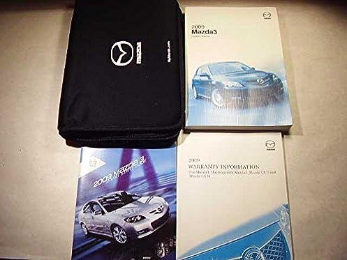 2009 mazda 3 owners manual guide book mazda automotive amazon com rh amazon com mazda 3 owners manual 2009 pdf mazda 3 owners manual 2010