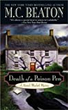 Death of a Poison Pen (A Hamish Macbeth Mystery, Band 19)