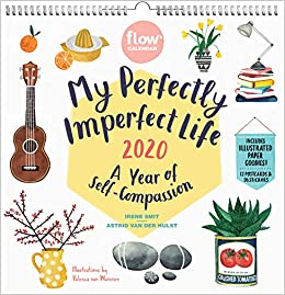 My Perfectly Imperfect Life Wall Calendar 2020 (Flow