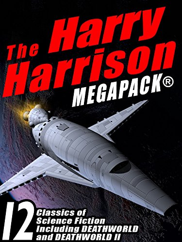 Harry Harrison Megapack including DEATHWORLD ebook