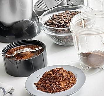 TSC® Cocina Licuadora Licuadora de cristal + accesorios + libro de ...